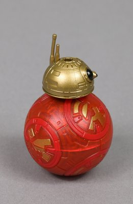 Star Wars Disney BB-19H Holiday Astromech Droid Exclusive Christmas Figure